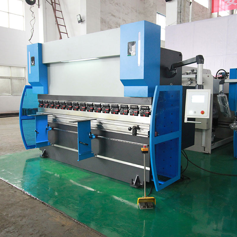 CT8 Sheet Metal Press Brake Machine