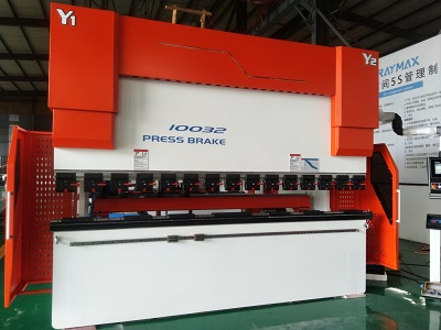 Common Mechanical Failures and Maintenance of Press Brake Bending Machines - II